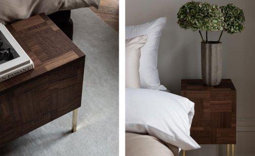 Hästens makes furniture debut