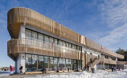 Sustainable architecture: innovative and inspiring building design