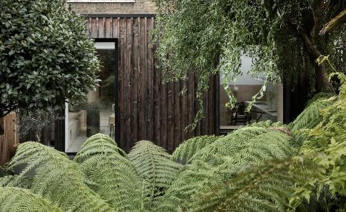 Compact London apartment renovation draws upon Scandinavian minimalism