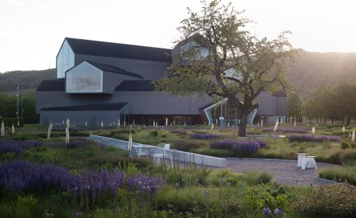 An exclusive first look at Piet Oudolf's Vitra garden, set to open this summer