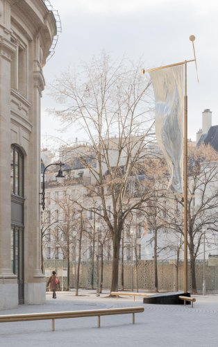 Pinault Collection at the Bourse by Tadao Ando opens in Paris