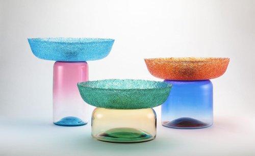 Murano glass designs mesmerise in Venice exhibition