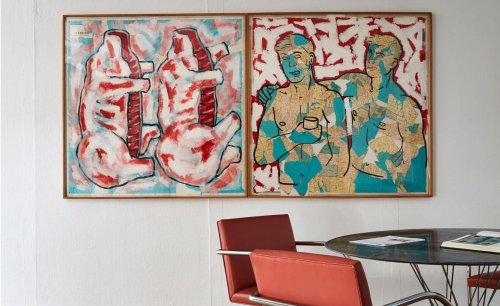 Cape Cod exhibition explores legacy of artist David Wojnarowicz