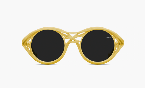 Kengo Kuma sunglasses: wearable architecture?
