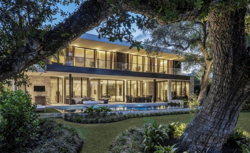 Strang Design unveils home created for Florida's climate