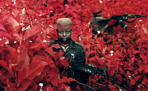 Richard Mosse: when a weapon becomes a tool for storytelling