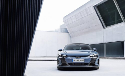 Audi heats up the market for luxury electric vehicles