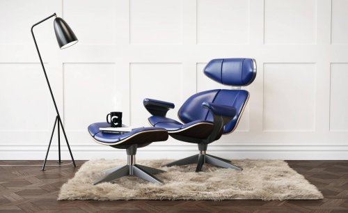 Ian Callum rethinks the classic Eames lounge chair