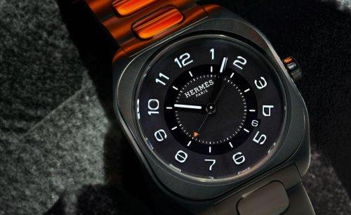 Hermès unveils a sporty new watch