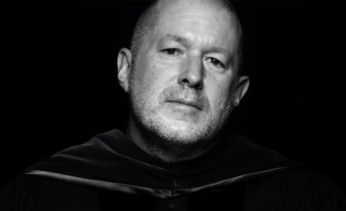 Jony Ive's advice to the next generation of designers