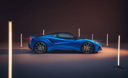Outstanding electric concept car designs upcoming this summer