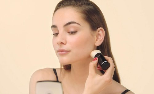 How to apply bronzer like a Chanel make-up artist