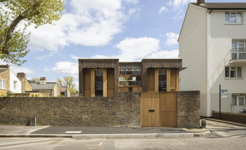 Satish Jassal's Southwark house is rooted in craft