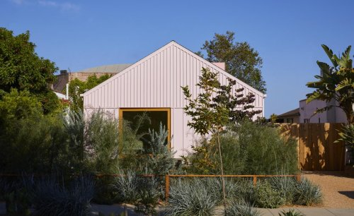 Tiny house design achieves big things in Los Angeles