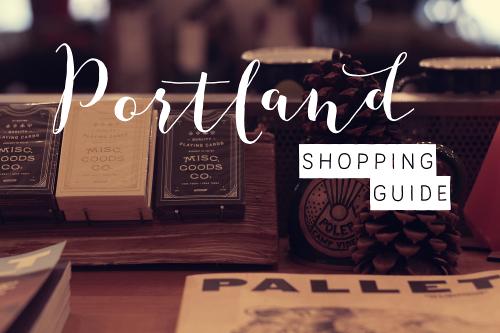Hipster City: Ein Shopping Guide für Portland