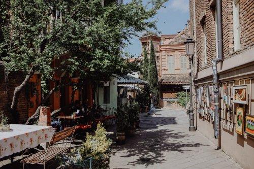 Tiflis [Tbilisi]: 4 Tage in der Hauptstadt Georgiens