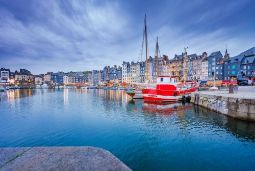 Sail away to Western France