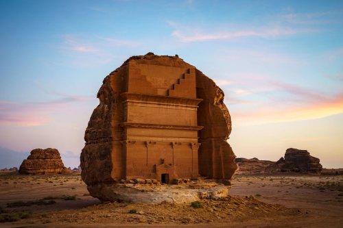 5 reasons to visit AlUla, Saudi Arabia