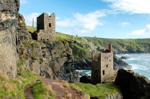 Cornwall is launching a new 240km cycle route