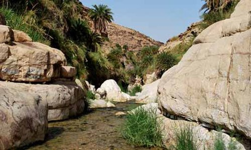 5 hikes in the Middle East