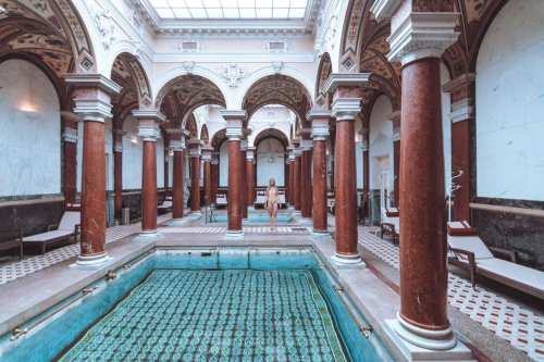Europe's stunning UNESCO-listed Spa towns