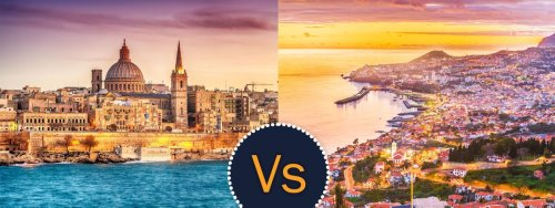 Malta vs Madeira: Which should you visit?