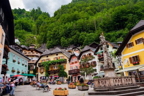 One day in Hallstatt, Austria with tips and the best things to do in Hallstatt