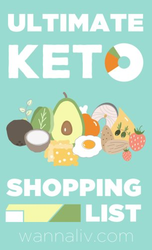 The Ultimate Keto Shopping List | Quick & Easy!