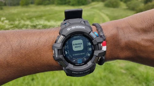 Casio G-Shock G-Squad Pro GSW-H1000 review