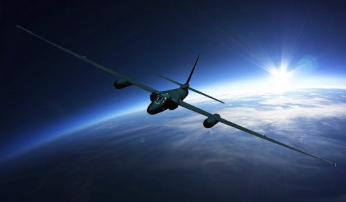 Major War Tech Victory: U.S. Spy Plane Sends Real-Time Data to F-35s & F-22s