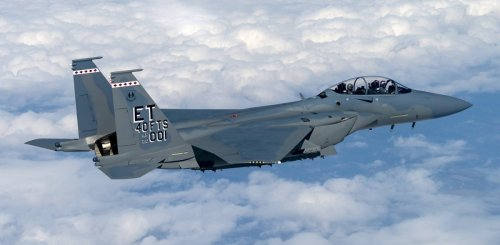 New Air Force F-15EX Takes to Sky in Massive War Attack Prep Wargame