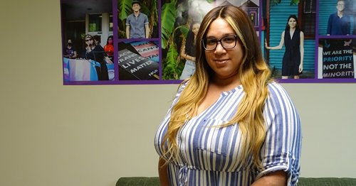 Black transgender woman seeks to make history in La.