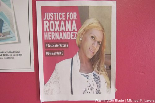 Family of transgender woman who died in ICE custody sues federal government