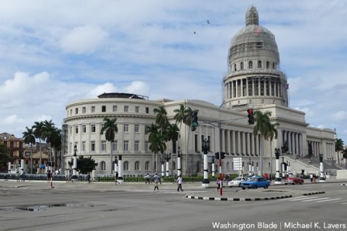 Draft of new Cuba family code contains marriage equality provision
