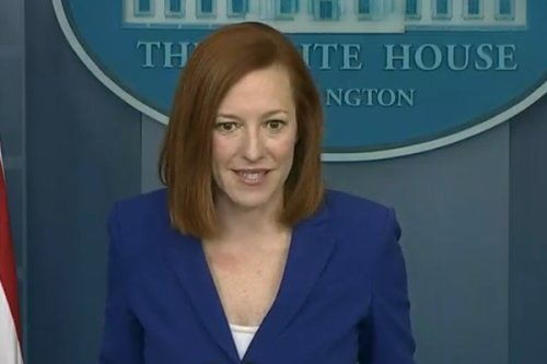 WH still silent on Fulton decision after odd team-up in daily briefing