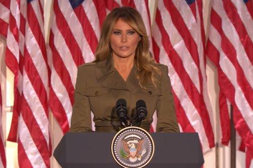 Melania Trump announced as guest for Log Cabin Republicans' annual dinner