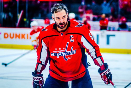 'You Can See The Jump': At 36, Ovechkin Off To Best Start Yet With Capitals
