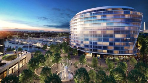 Take a Look at the Insane Luxury Condos Coming to Phase Two of the Wharf