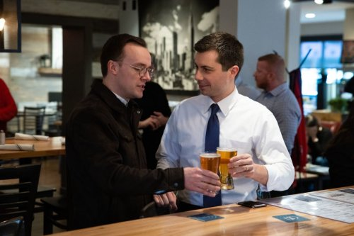 5 Things We Learned About Pete and Chasten Buttigieg's Life in DC