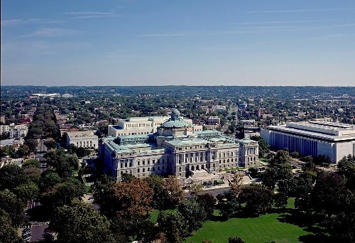 You Can Watch Movies Outdoors This Summer at the Library Of Congress   Washingtonian (DC)