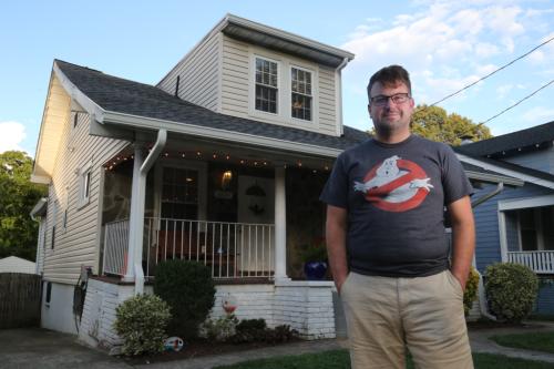 Honey, We Bought the Exorcist House!   Washingtonian (DC)
