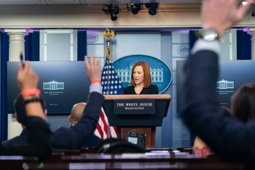 The Awkward Feeling of Rooting for the White House Press Secretary