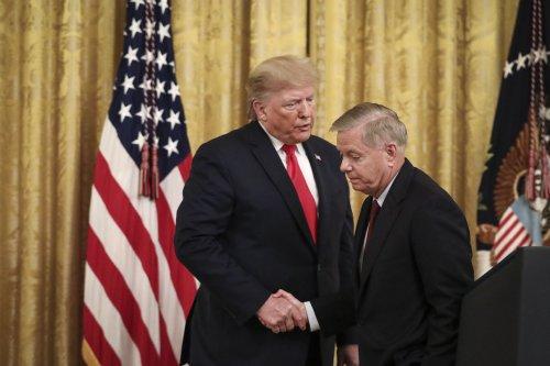 Lindsey Graham's shocking admission about Trump blows up a big GOP argument