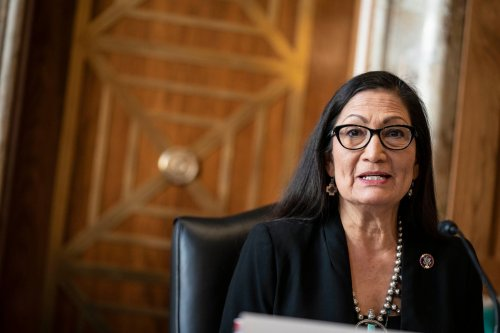 Republicans call Deb Haaland a 'radical.' Polls show their views on climate are out of the mainstream.