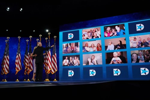 The 2020 Democratic National Convention won with viewers. Now its organizers hope to win an Emmy.