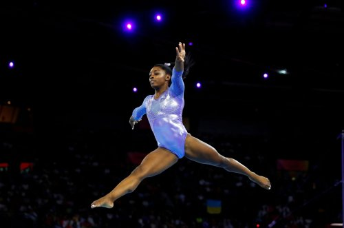 Olympic champion Simone Biles leaves Nike for Athleta