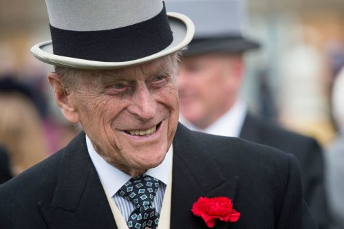 Who are the 30 people attending Prince Philip's funeral?