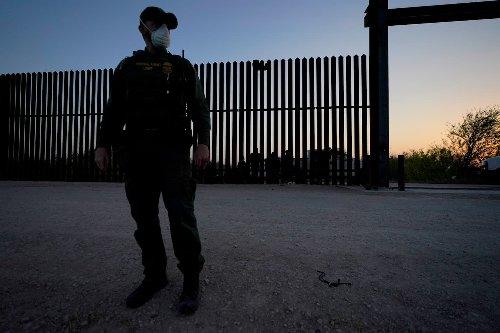 Trump's border wall belongs to Biden now