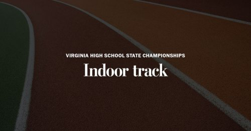 Freedom-South Riding notches pair of top-three finishes at VHSL Class 5 indoor track meets