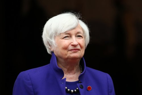 Yellen carefully navigates inflation test, challenging skeptics one more time